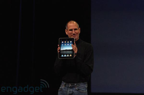 Steve Jobs - Apple iPad - Elma Dergisi