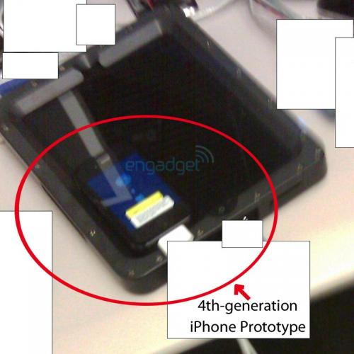 prototype iphone 4g - Elma Dergisi