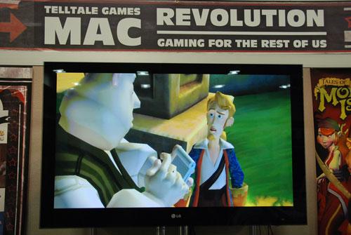 Tales of Monkey Island for MAC - Elma Dergisi