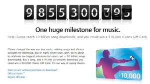 Apple-contest-10-billion - Elma Dergisi