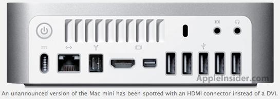 Mac Mini HDMI - Elma Dergisi Türkiye