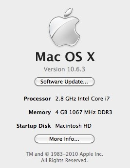 after Os x 10.6.3 update - ElmaDergisi.com Apple Macintosh Blog Türkiye