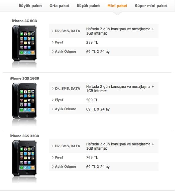 Turkcell iPhone Sözleşmeleri 2 - Elma Dergisi