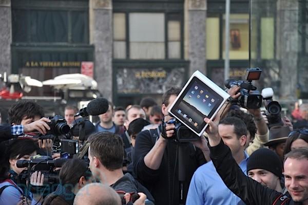 iPad Satışta - ElmaDergisi.com