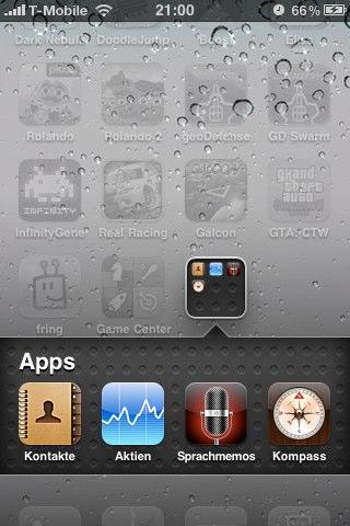 iphone folders - Elmadergisi.com