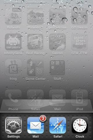 iphone multitasking screenshot - elmadergisi.com