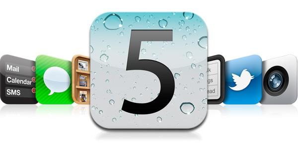 iOS 5 kurulumu