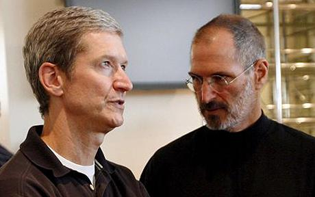 Tim Cook - Steve Jobs