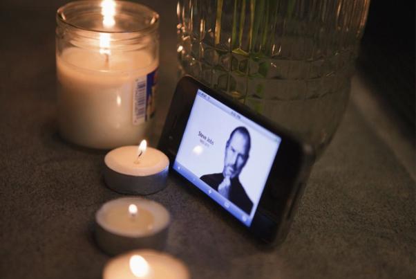 Steve Jobs'u Kaybettik