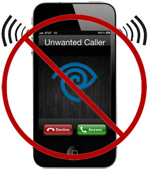 Unwanted call