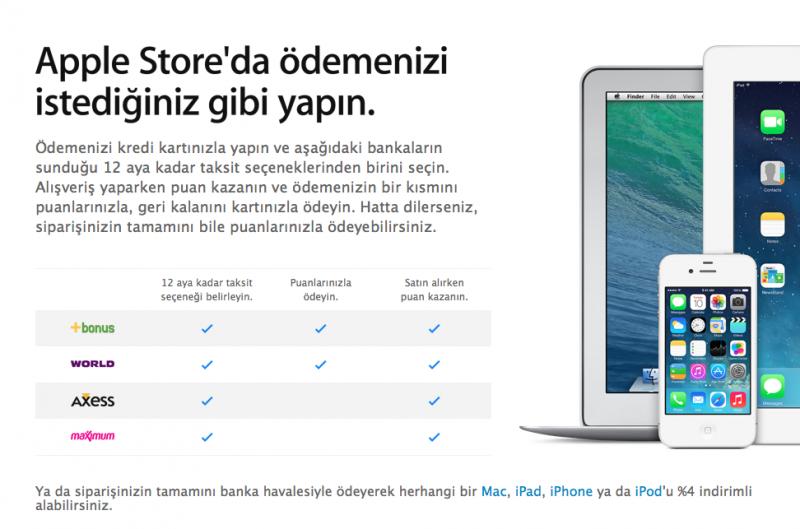 Apple Online Store Taksit Elma Dergisi