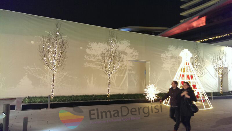 Zorlu Center Apple Store Elma Dergisi