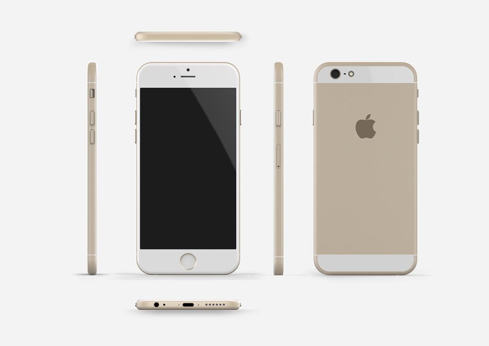 iphone 6 render 8 elma dergisi
