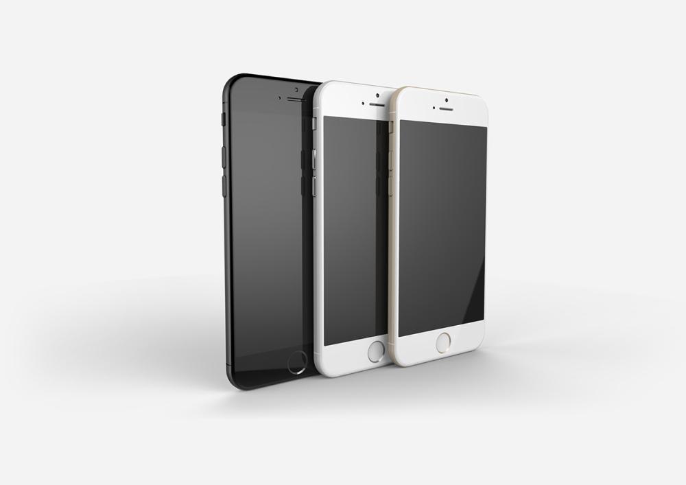 iphone 6 render  elma dergisi