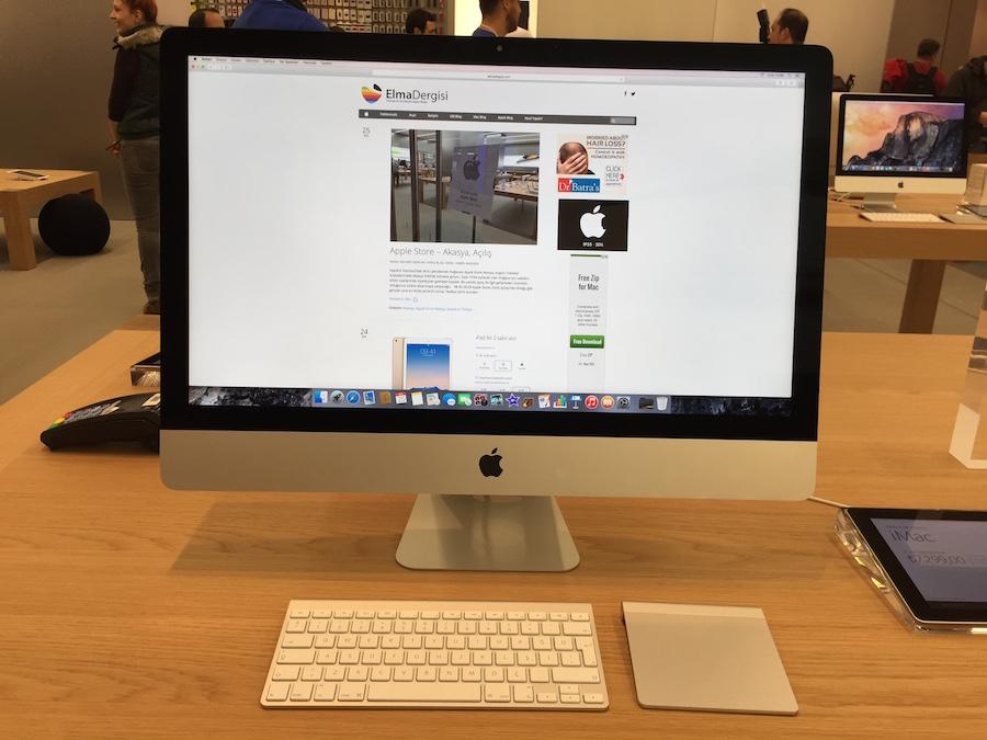5K Retina Apple iMac