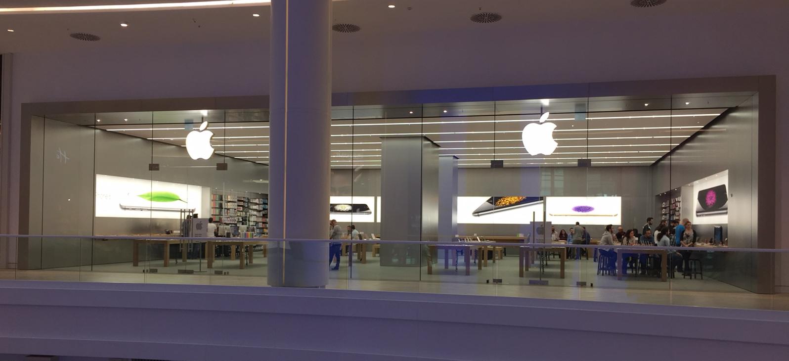 elma dergisi akasya apple store açılış