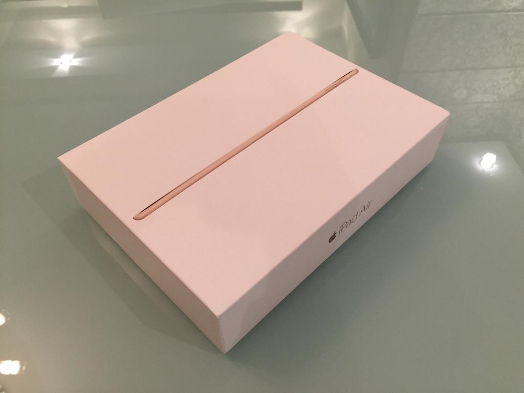 iPad Air 2 Elma Dergisi