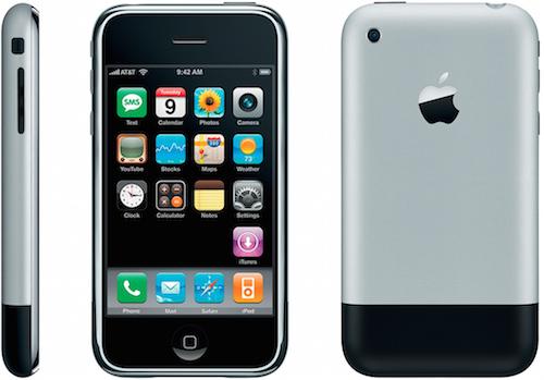 Orjinal iPhone