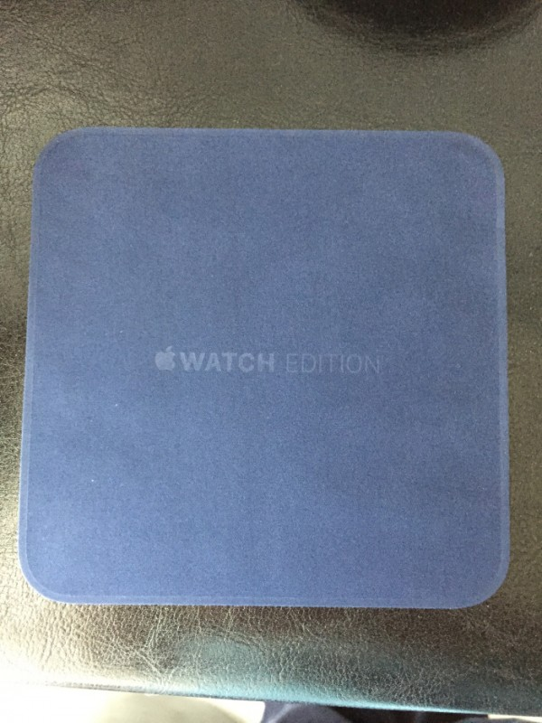 apple watch edition deri kutu
