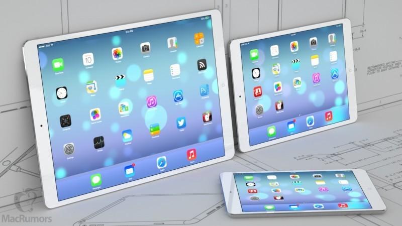 Örnek iPad Pro Model Render