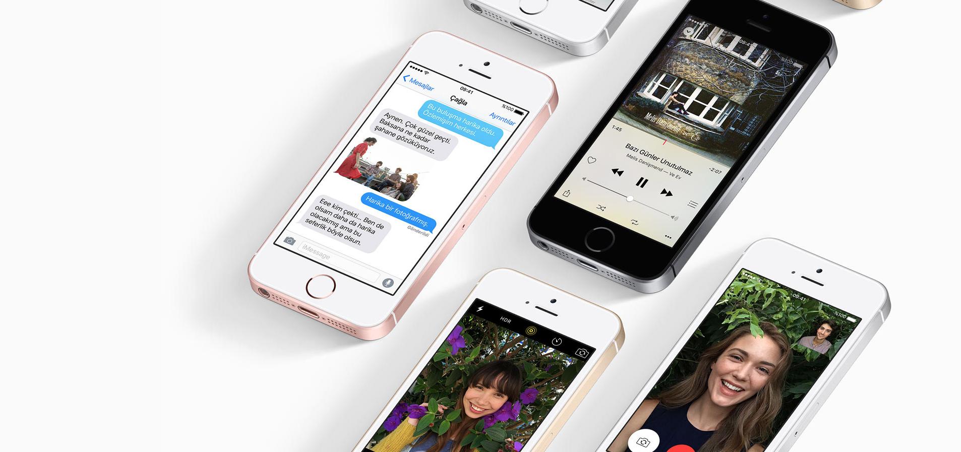 iPhone SE Elmadergisi.com