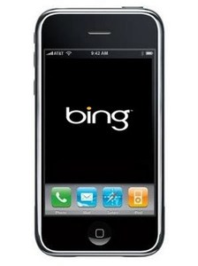 Bing-iPhone