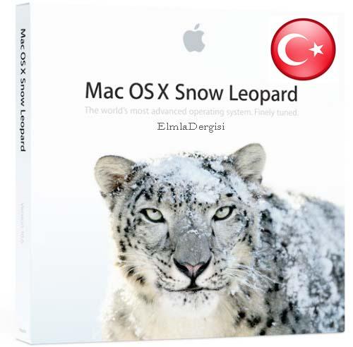 Mac Os X 10.6.6 Türkçe Eklenti