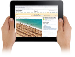 Apple iPad - Elma dergisi
