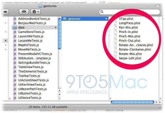 Gesture, new functions - Apple iPad / iPhone, Elma Dergisi Türkiye