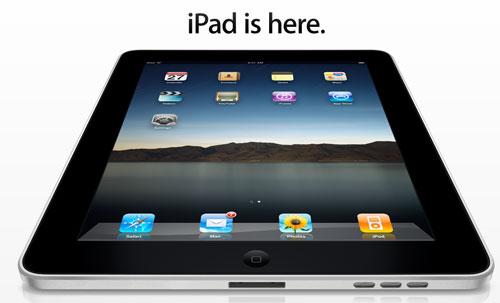 iPad Burada - ElmaDergisi.com