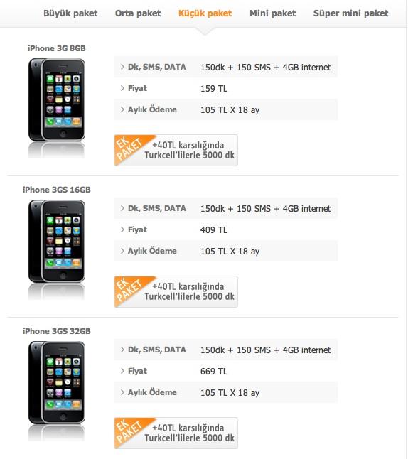 Turkcell iPhone Sözleşmeleri 3 - Elma Dergisi