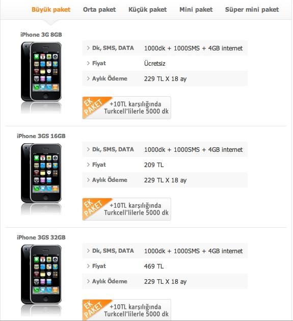 Turkcell iPhone Sözleşmeleri 5 - Elma Dergisi