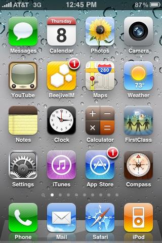 iPhone OS 4- HomeScreen- ElmaDergisi.com