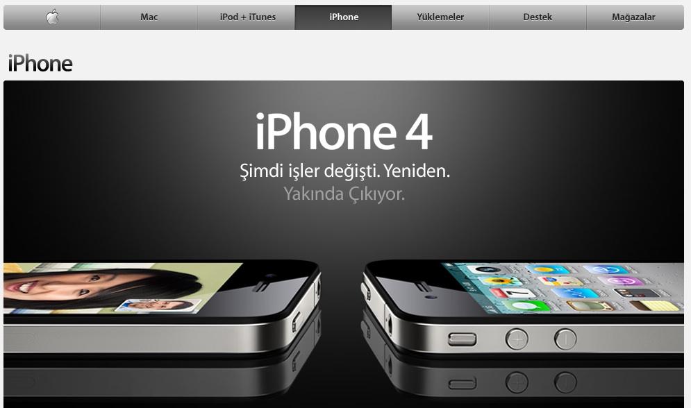 iPhone4 Türkiye - Elma Dergisi