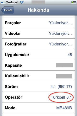 iphone carrier update - elma dergisi