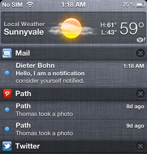 notification-center