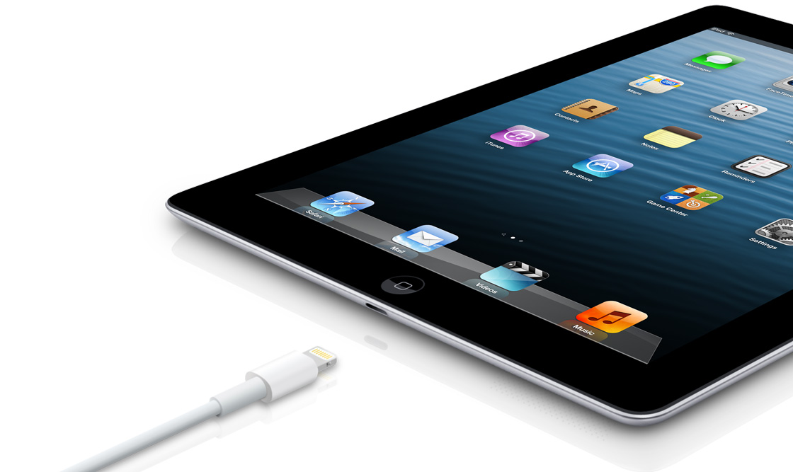 iPad-4-Lightning-Connector