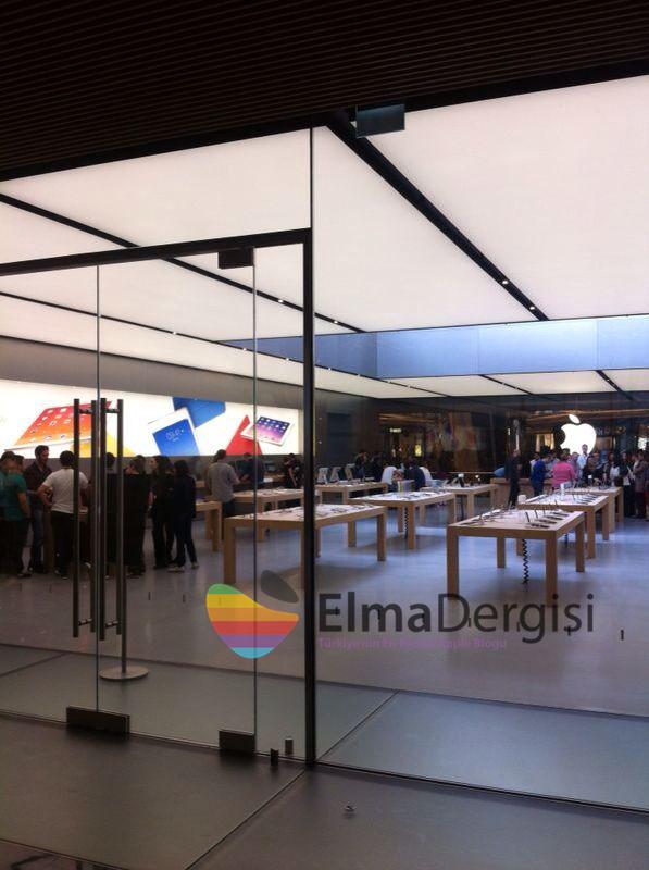istanbul turkiye elma dergisi apple store zorlu center