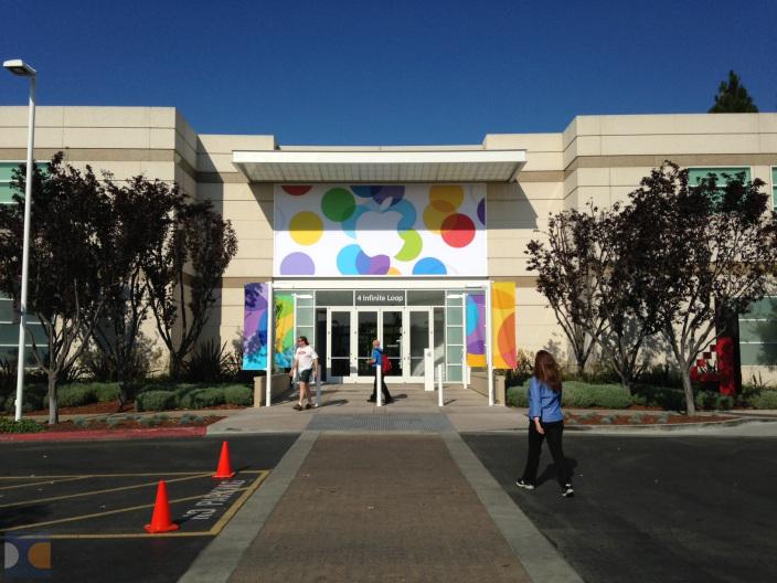 Apple iPhone 5S etkinlik kampüs