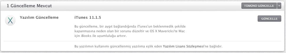 itunes 11.1.5
