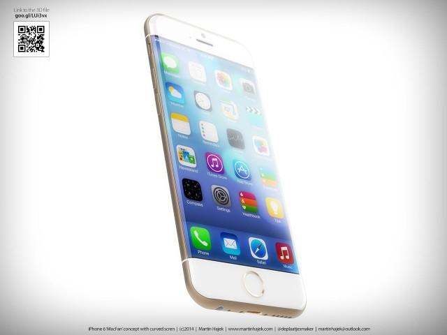iPhone 6 Konsept Tasarım