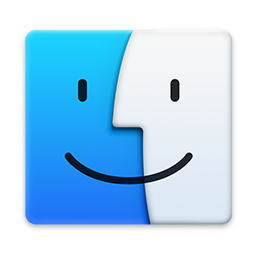 Yosemite Finder icon elma dergisi