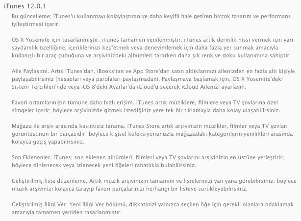 iTunes 12.0.1