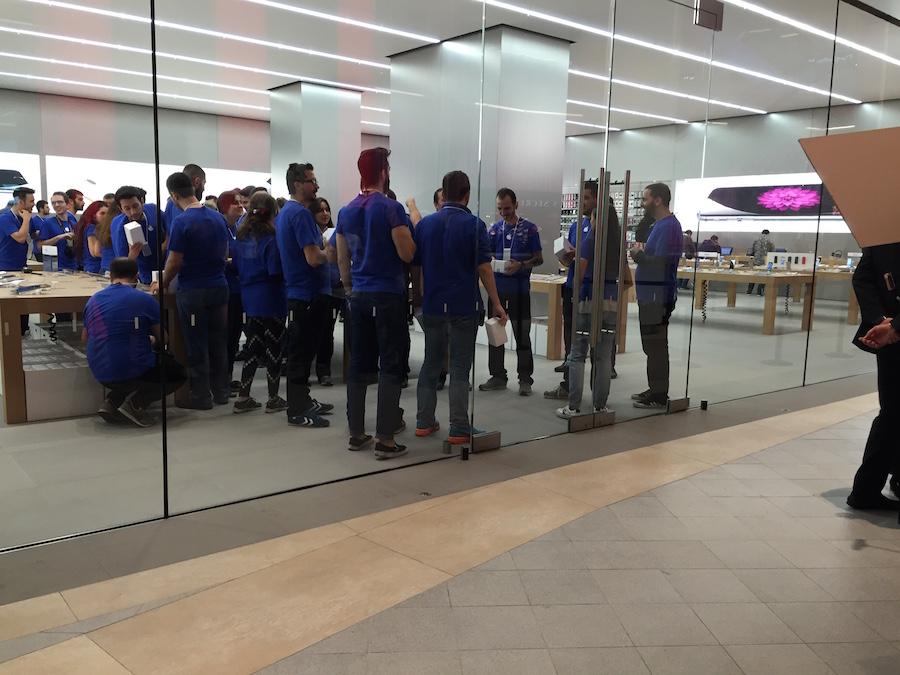 akasya apple store açılış