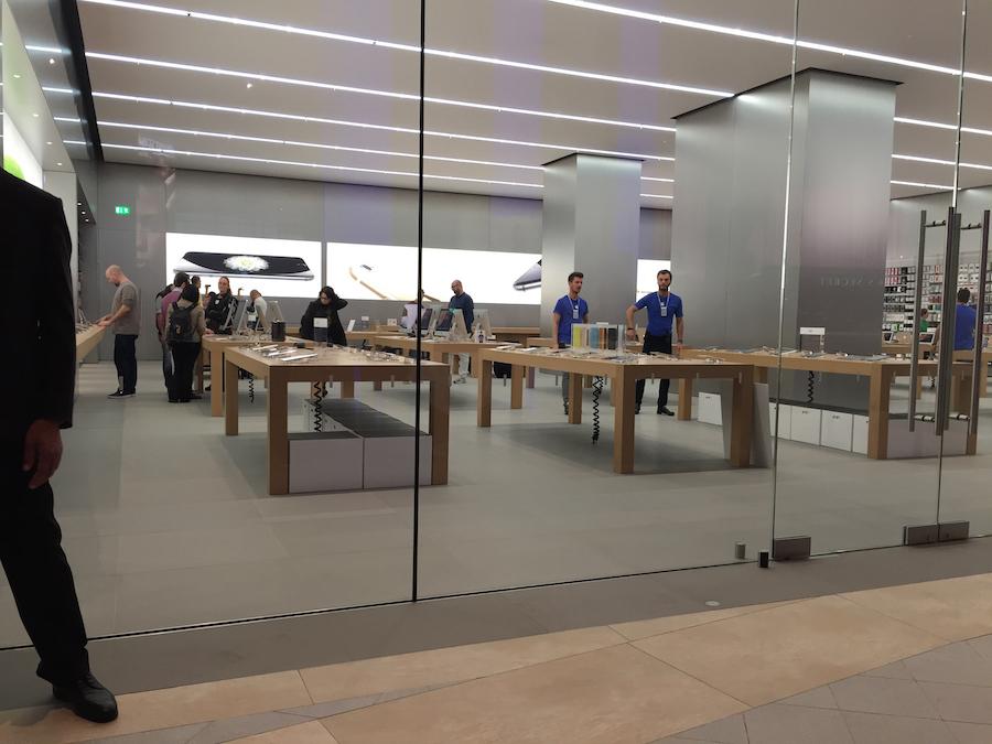 akasya apple store elma dergisi hediye kutular