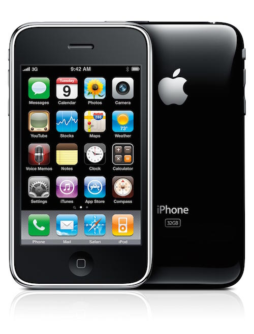 iPhone 3G:3GS hero Elma Dergisi