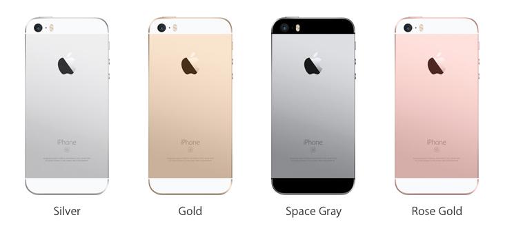 iPhone SE Renkleri Elmadergisi.com
